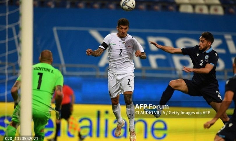 Euro2020 Italia batte San Marino amichevole