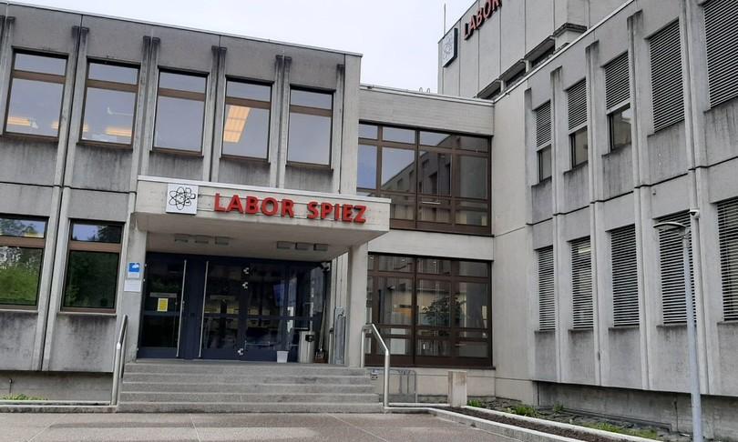 viaggio Spiez deposito svizzero virus Oms