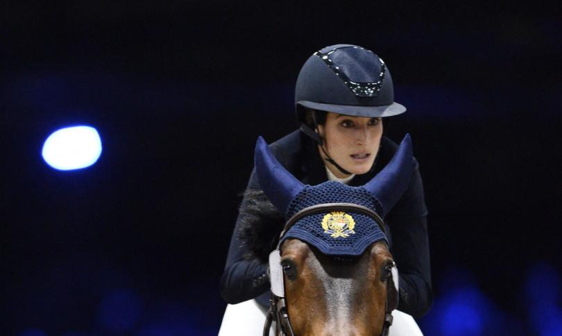 concorso ippico piazza siena consacra figlia springsteen