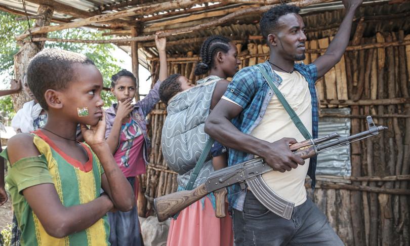 EtiopiaAcsnel Tigray si sta consumando un genocidio