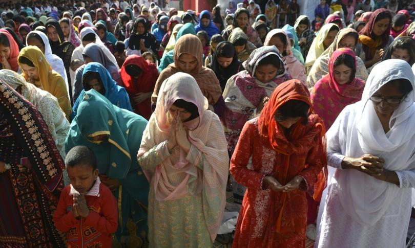 pakistan sembrava persecuzioneinvece era fake
