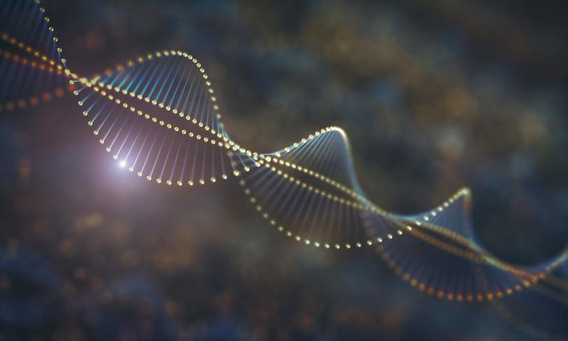 Dna sequenziatogenoma umano completo