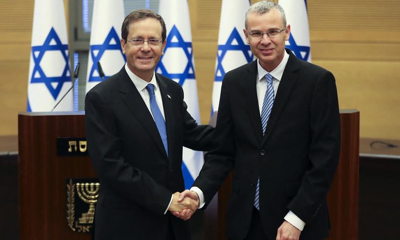 laburistaIsaacHerzog nuovo presidente israeliano