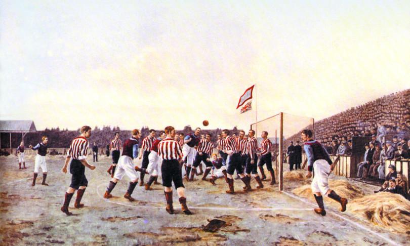 secessione del calcio 100 anni fa