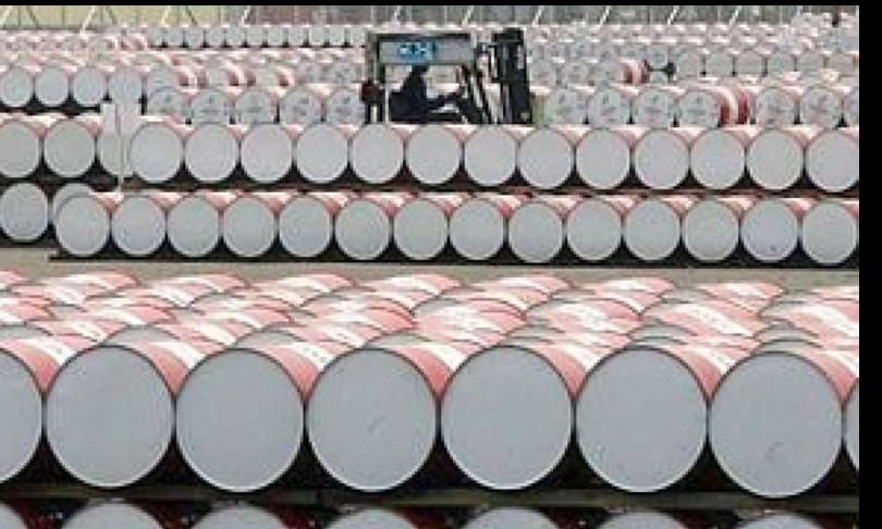 record petrolio