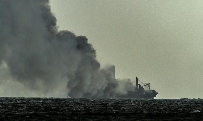 sri lanka nave affondata marea nera