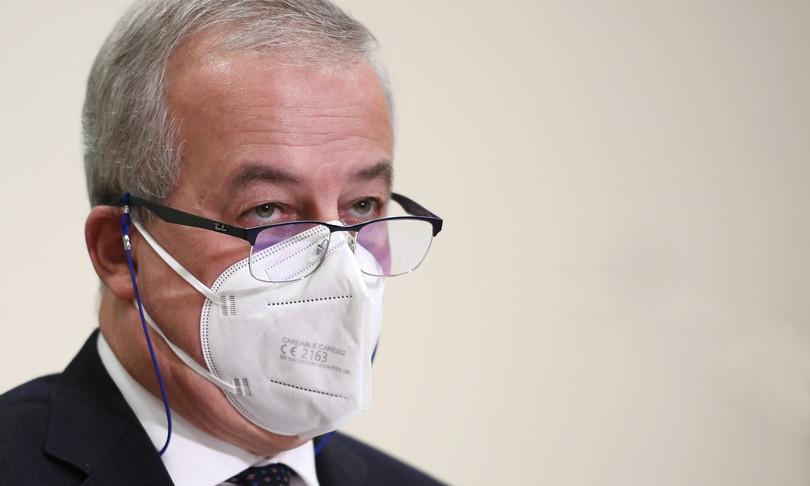Covidfranco Locatelli con vaccini mai piu autunno2020