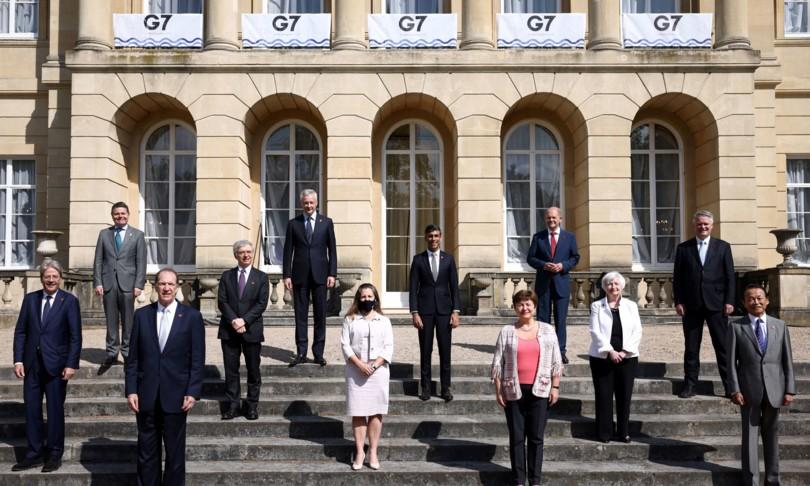 g7 accordo tassa globale grandi imprese