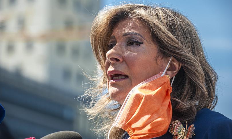 Elisabetta Casellati basta barbarie giustizialismo