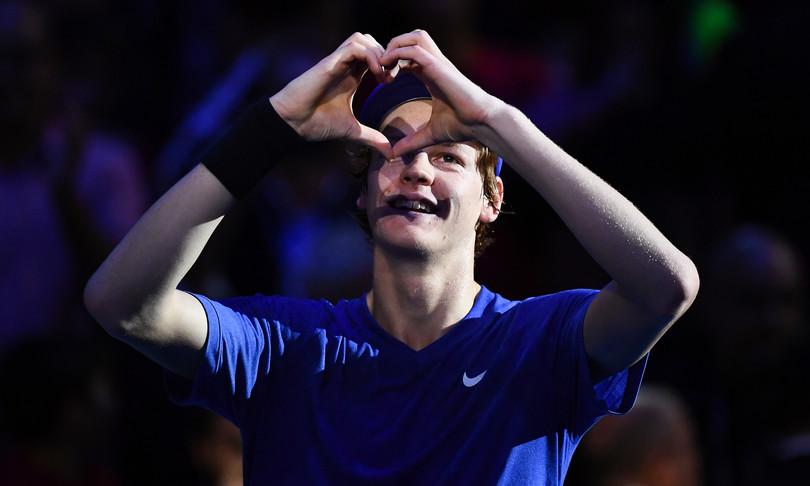 Roland Garrostre moschettieri giovane Italia sfidano Big Three