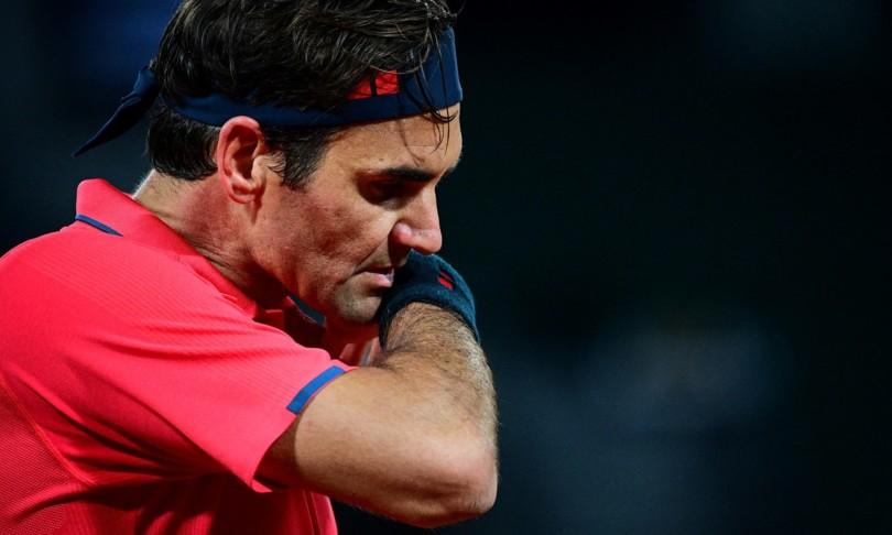Federer lascia Roland GarrosBerrettini ai quarti