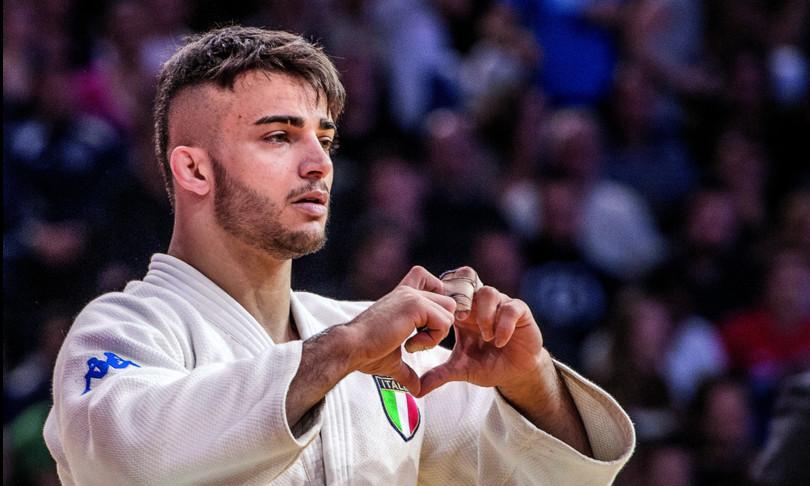 judoka fabio basile vita sogni medaglie paura