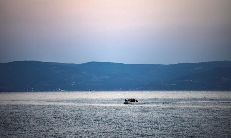 Norvegia corpo bimbo curdo annegato Manica