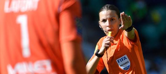 arbitro donna europei italia turchia quarto uomo