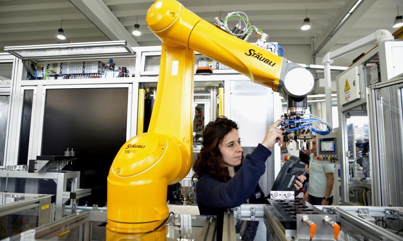 industrie metalmeccaniche cercano manodopera