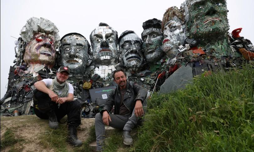 G7 mount recyclemore megascultura rifiuti elettronici