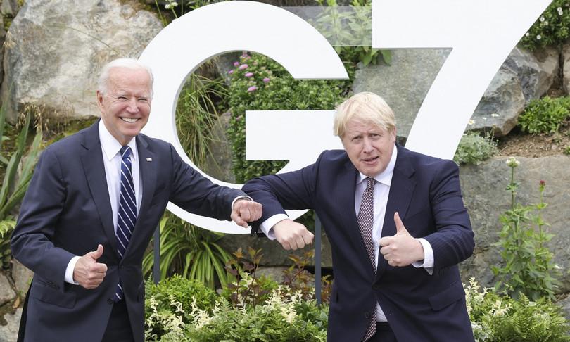agende leader politici g7 cornovaglia