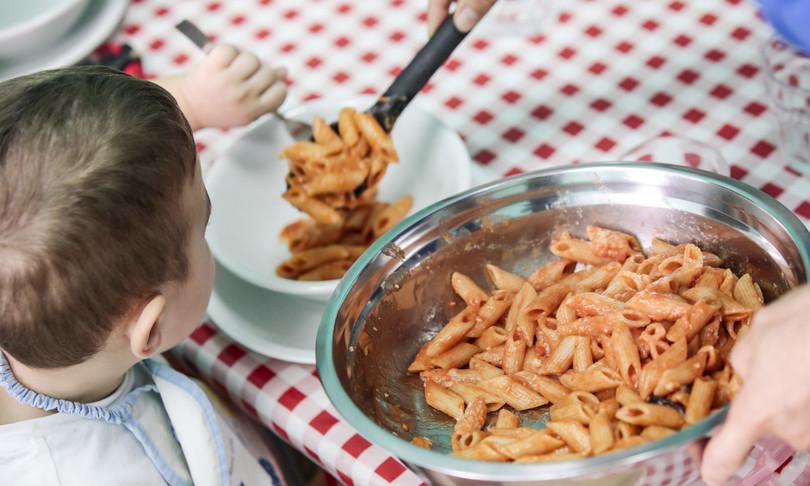 covid coldiretti obeso un bambino su tre
