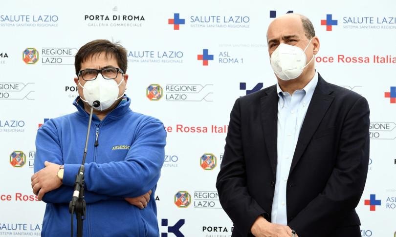 astrazeneca lazio sospende open week per over 18
