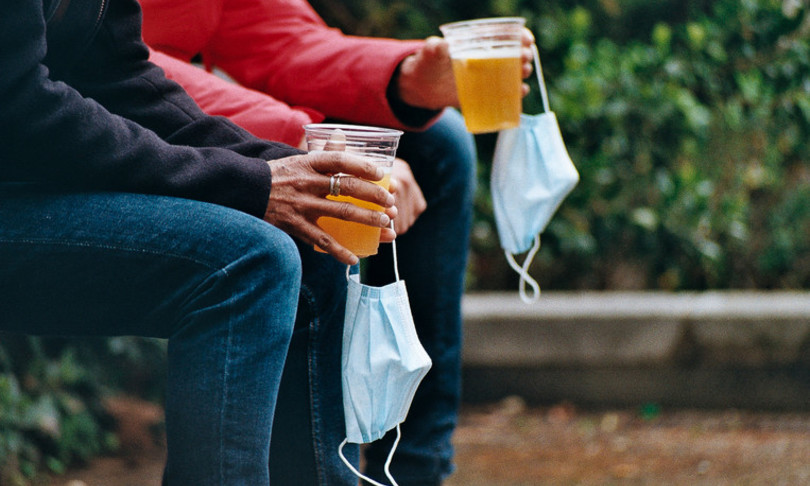europa a inizio pandemia si consumavano meno alcolici