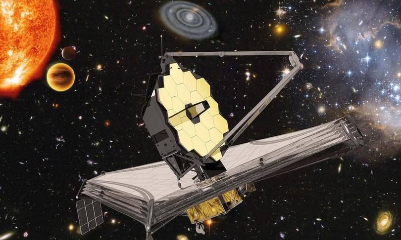 super telescopio studio galassie pisa