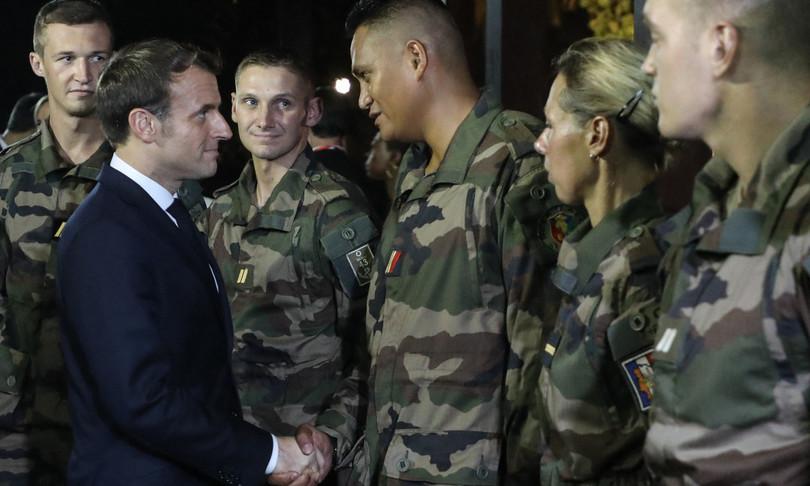 sahel terrorismo francia operazione barkhane
