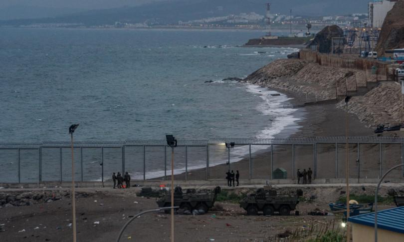 ceuta marocco ue risoluzione migranti