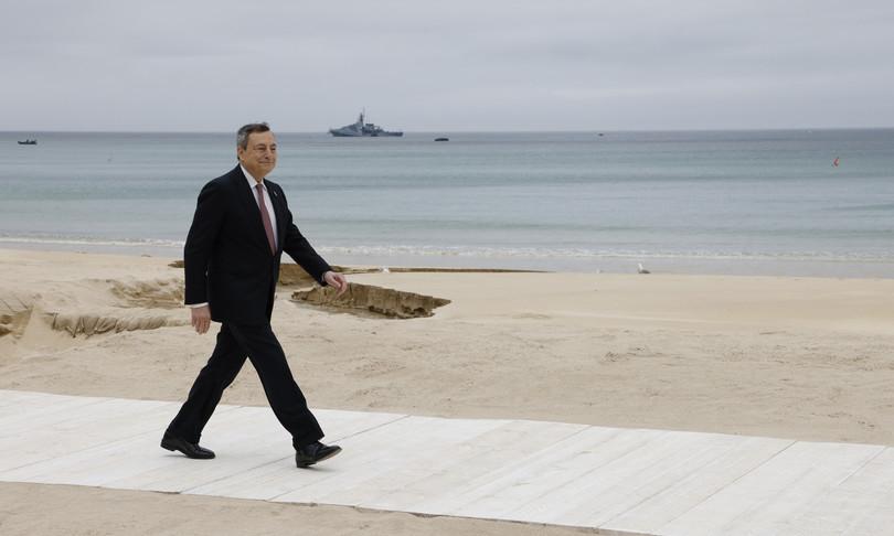 Covid: Draghi, vedremo aumento contagi ma no ritardi aperture