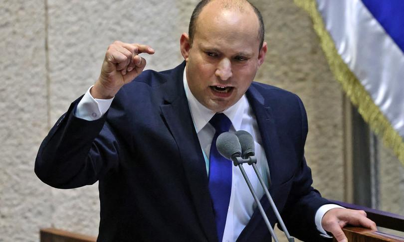 Israele Bennett premier Netanyahu