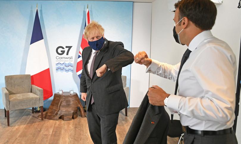 La guerra delle salsicce ha infiammato il G7