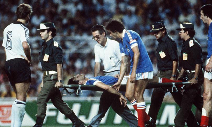 europei calcio francia germania rivalita trincee notte siviglia