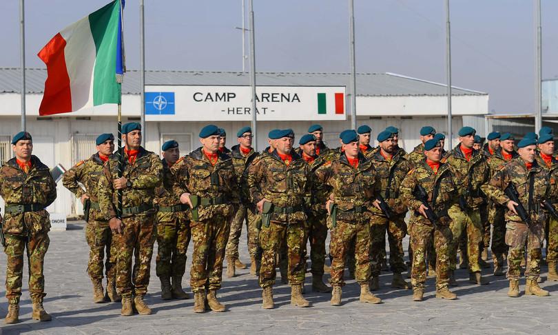Afghanistan giunti Italia primi interpreti protetti