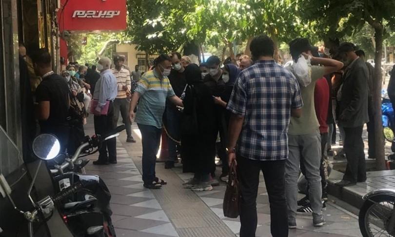 iran teheran crollo potere acquisto classe media