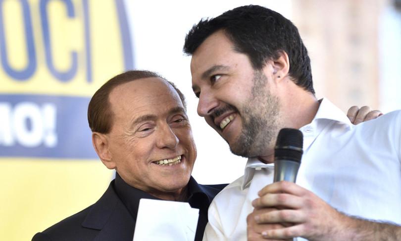 partito unico lega forza italia