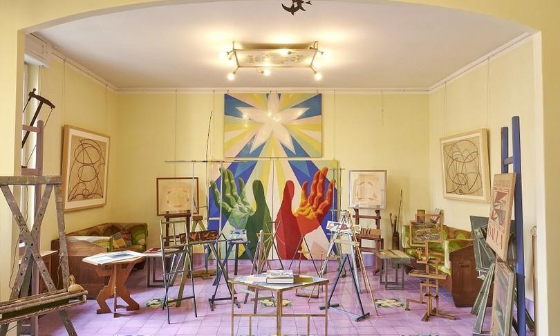 Mostre Museo Maxxi Giacomo Balla Casa Balla