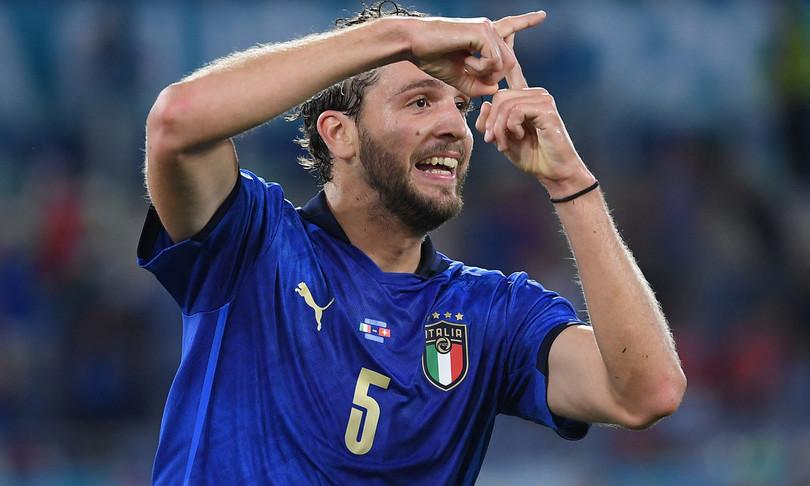 serata perfetta italia contro la svizzera