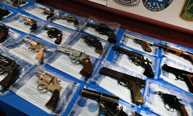 texas permette portare pistole senza licenza