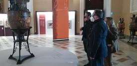 Gli occhiali per 'vedere' i gladiatori, viaggio anche virtuale in una mostra