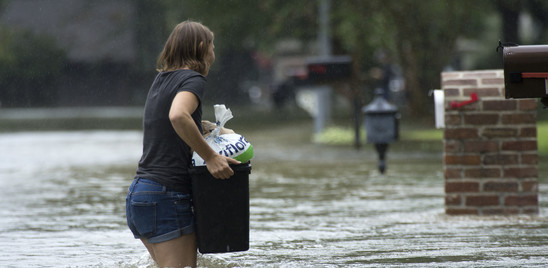 Con il cambiamento del clima, il rischio inondazioni può aumentare di 50 volte