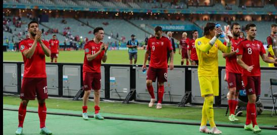 La Svizzera batte la Turchia 3-1 ma non è ancora qualificata