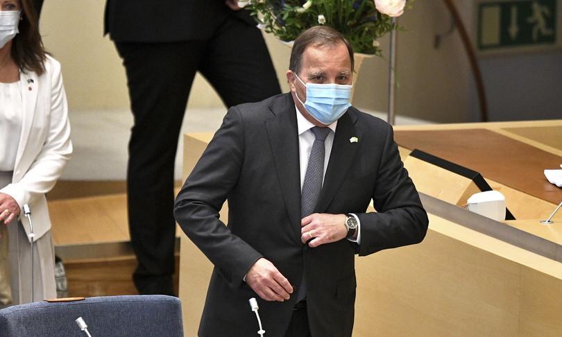 premier svedese Lofven sfiduciato non era mai accaduto prima
