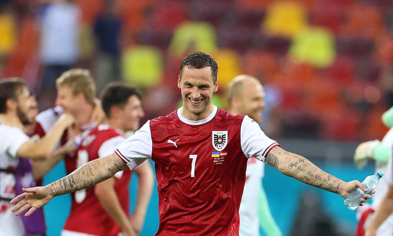 austria batte ucraina regala italia ottavi finale