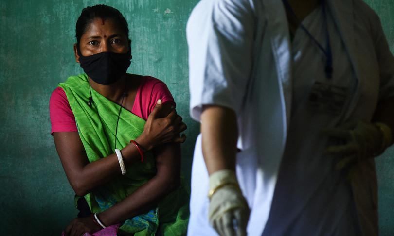 vaccino record india