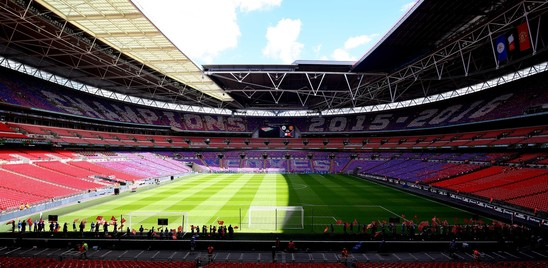 Londra non ha dubbi: la finale degli Europei si giocherà a Wembley