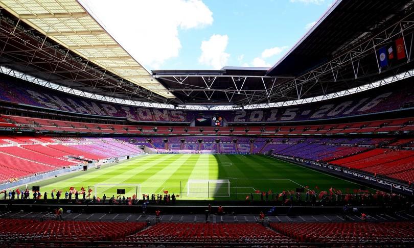 Londra Wembley finale Europei