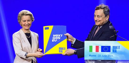 La Commissione Ue ha approvato il Recovery Plan dell'Italia