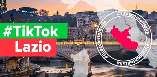 TikTok va alla scoperta dell'Italia. Numeri e protagonisti