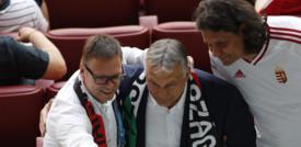 L'Uefa si tinge di arcobaleno dopo le polemiche, Orban non assiste a Germania-Ungheria