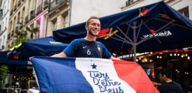 Sei tifosi francesi sono andati a Bucarest, ma i Bleus giocavano a Budapest