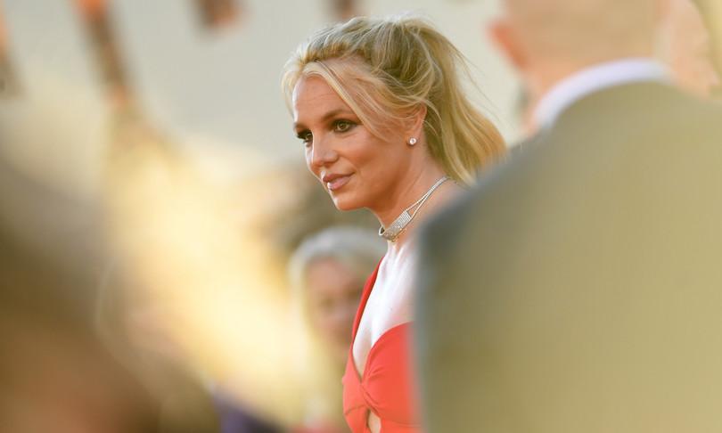 Britney Spears tribunale Los Angeles Jamie Spears